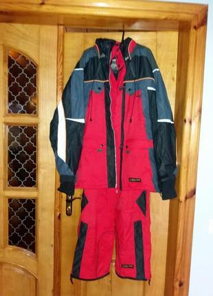 Крутой лыжный костюм  killtec level5 xl-l размера