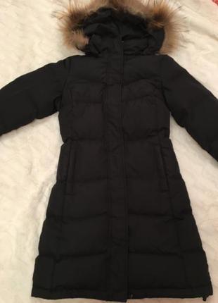 Зимовий теплий пуховик anta