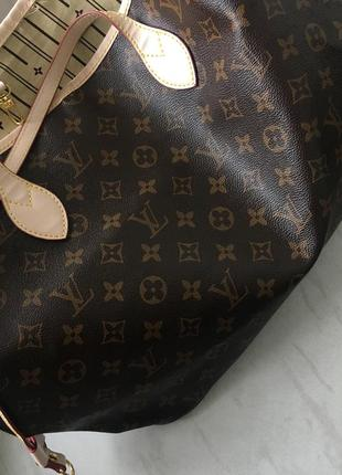 Сумка шоппер louis vuitton neverfull