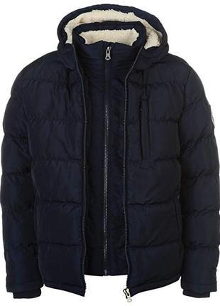 Зимняя куртка soulcal & co california jackets р.м - 48 оригинал
