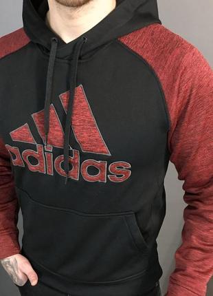 Фирменная толстовка adidas (#1k4)