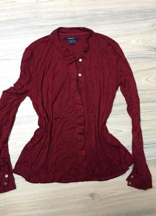 Gant блуза рубашка р.m