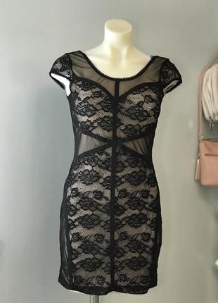 Шикарное платье для новогоднего вечера от h&m