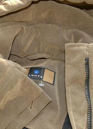 Очень теплое пальто luhta, р. 523 фото