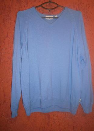 Отличный пуловер шерсть glenmuir