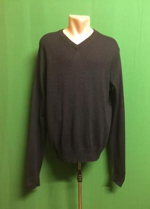 Кашемировый пуловер royal class