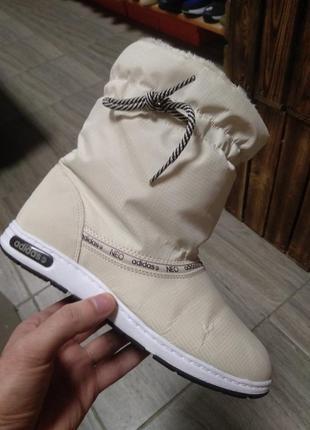 Черевики жіночі зимові adidas g53772 оригінал 37 розмір