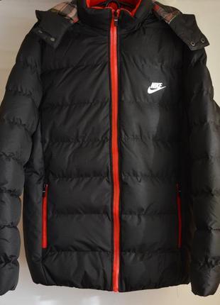 Куртка nike зимняя, пуховик
