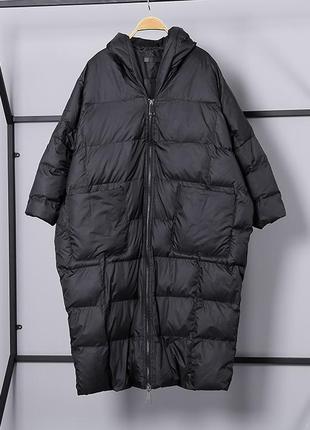 Срочно ог количество пуховик куртка объемная оверсайз1