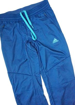 Штаны спортивные тёплые на флисе adidas