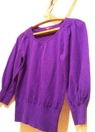 Мягусенький свитер блуза джемпер s/m