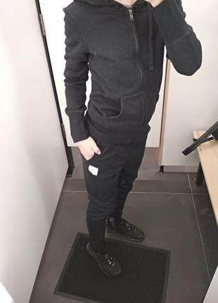 Утепленные штаны и кофта reebok рибок оригинал