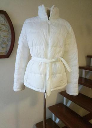 Зимняя пуховая куртка, пуховик benetton