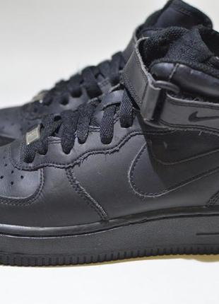 Кроссовки nike air force 1 mid gs 314195-004