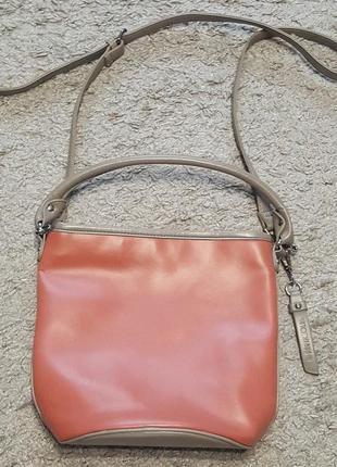 Оригинал.фирменная,итальянская,стильная сумочка particolari