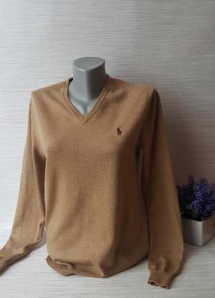 Нежный женский свитер ralph lauren