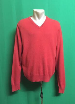 Итальянский пуловер cashemere jilk compani