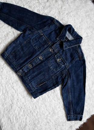 Пиджак джинсовый  next