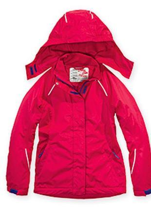 Зимняя термо куртка на девочку ,мальчика crane р.134-140 7-11лет ... 8ea7824d01b
