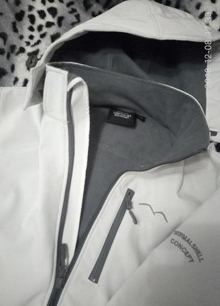 Улетная  брендовая термокомпрессионная куртка