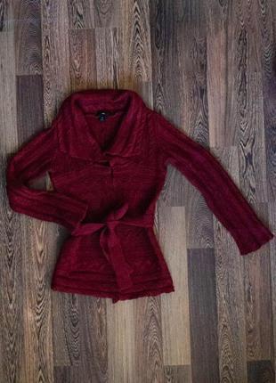 Очень теплая шерстяная кофта h&m