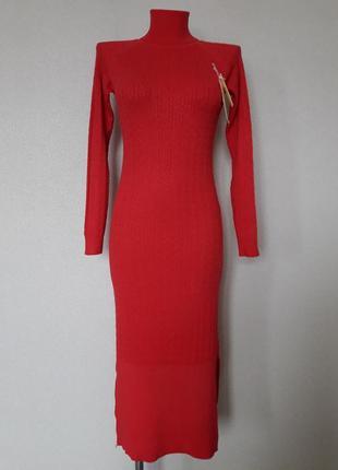 Обаятельное,красивое,женственное,обтягивающее ,качественное платье-гольф