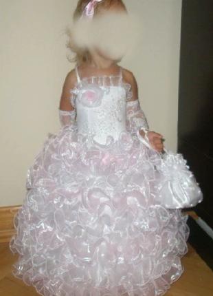 Платье на утренник, выпускной, нарядное