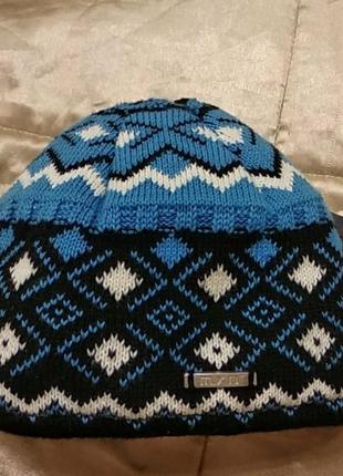 Зимняя шапка ращмер 49 германия, maximo