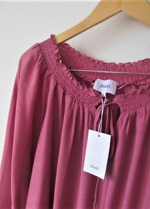 Новая блуза от zizzi1