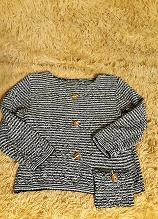 Продам свитер ручной работы, очень стильный!