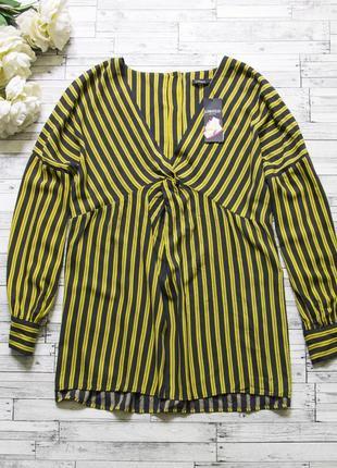 Вискозная блуза m&s