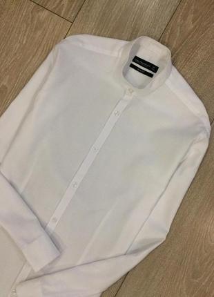 Рубашка белая cedarwood state