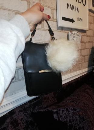 Сумка женская сумка барсетка бананка маленькая фактурная сумка