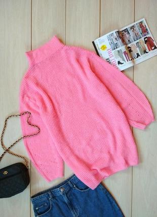 Теплый свитер/платье