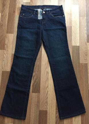 Новые фирменные джинсы клёш esmara