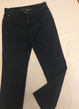Классные джинсы жен стреч высокая посадка brax рm(38)