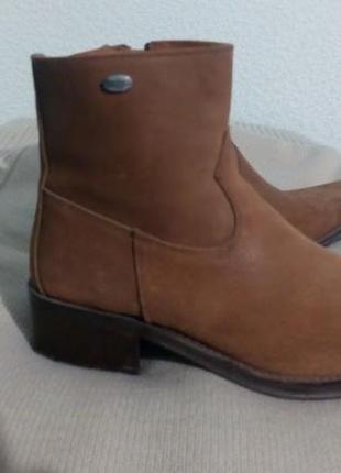 Статусные ботинки dockers 44-45р.германия