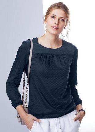 Красивая блузка от тсм tchibo (чибо), германия, размер украинский 50-52