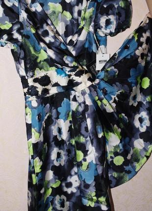 Супер платье moschino