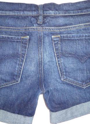 Diesel женские джинсовые шорты оригинал