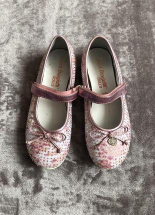 Туфли , балетки