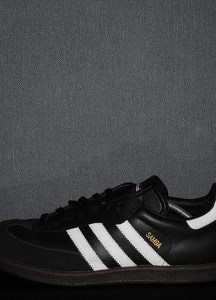 Кроссовки adidas samba 44,5 р