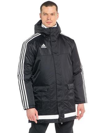 Мужская куртка adidas tiro 15 stadium jacket р. xl оригинал