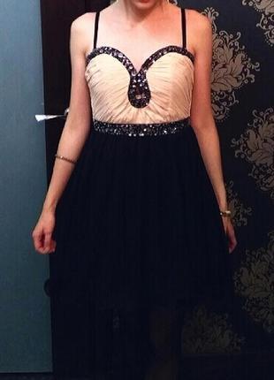 Платье нарядное на новый год вечерние s сукня