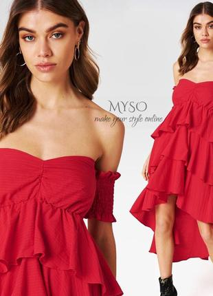 Нереально крутое платье na-kd
