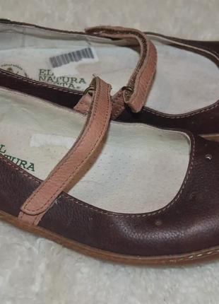 Брендовые туфли балетки el naturalista