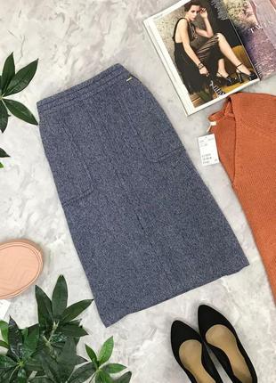 Демисезонная юбка с накладными карманами  ki1849118 country casuals