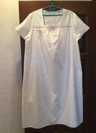 Длинная ночная рубашка/ неношеная