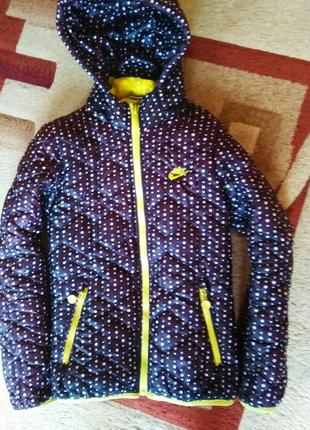 Куртка курточка nike р.s