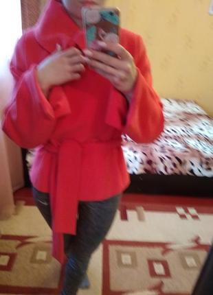 Пальто кашемир р.s/м